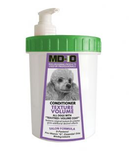 MD10 Conditioner Volume 1,000ml (Approx 33 Litres Diluted) Poodle Bichon Cockerpoo West Highland Terrier Bearded Collie Chow Chow Malamute Bolognese